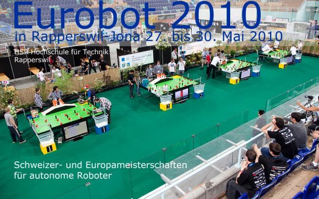 Reportage Eurobot