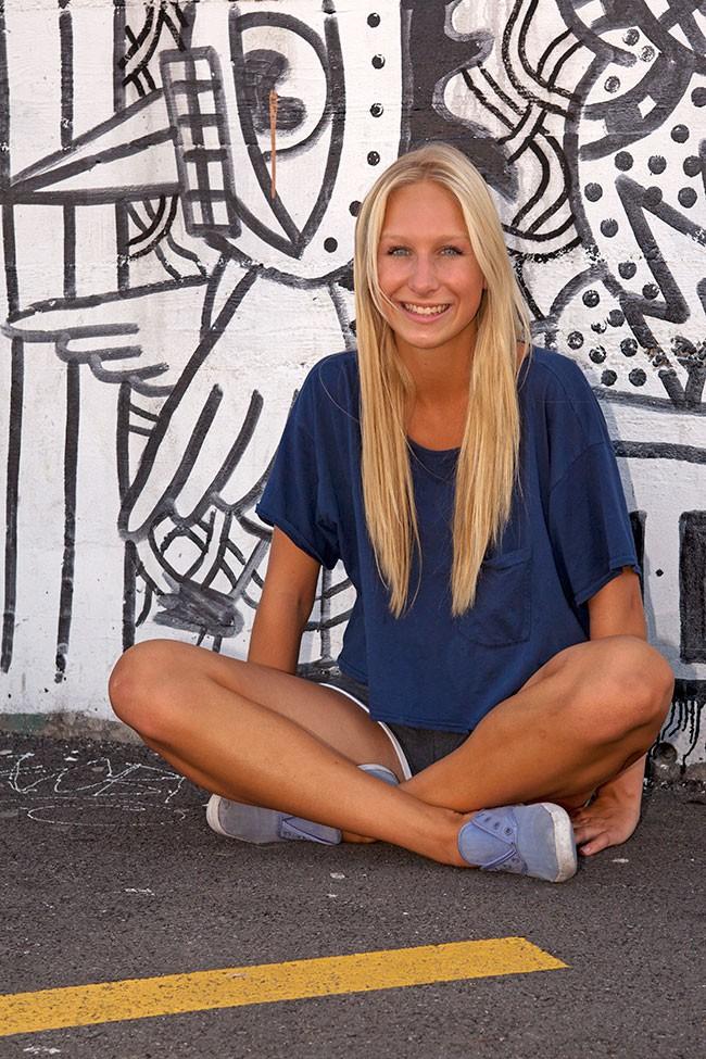 Porträt Anja