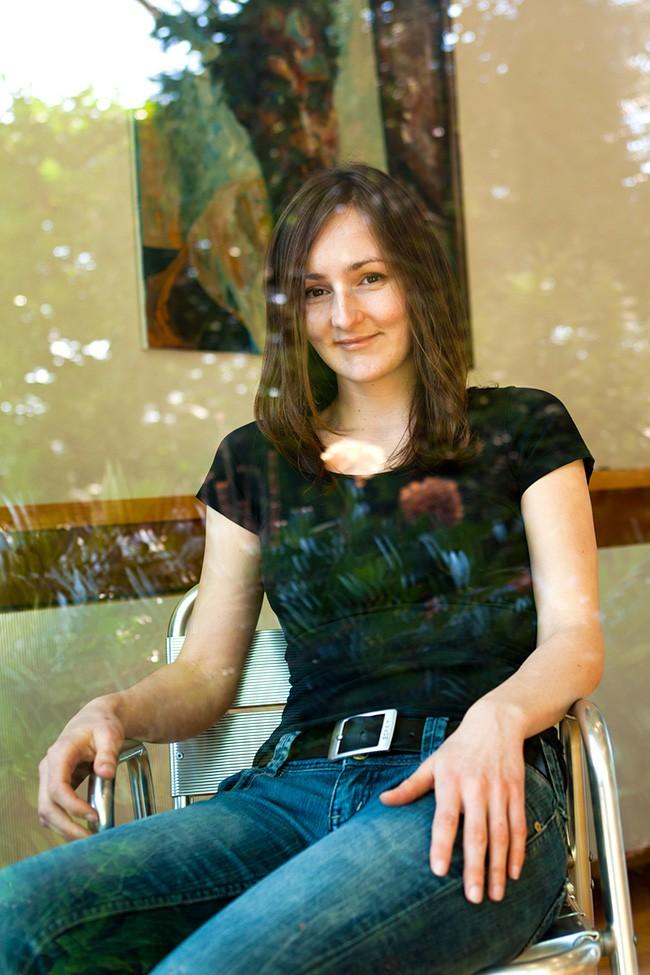 Porträt Bea