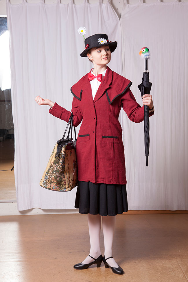 Shoot, Mary Poppins