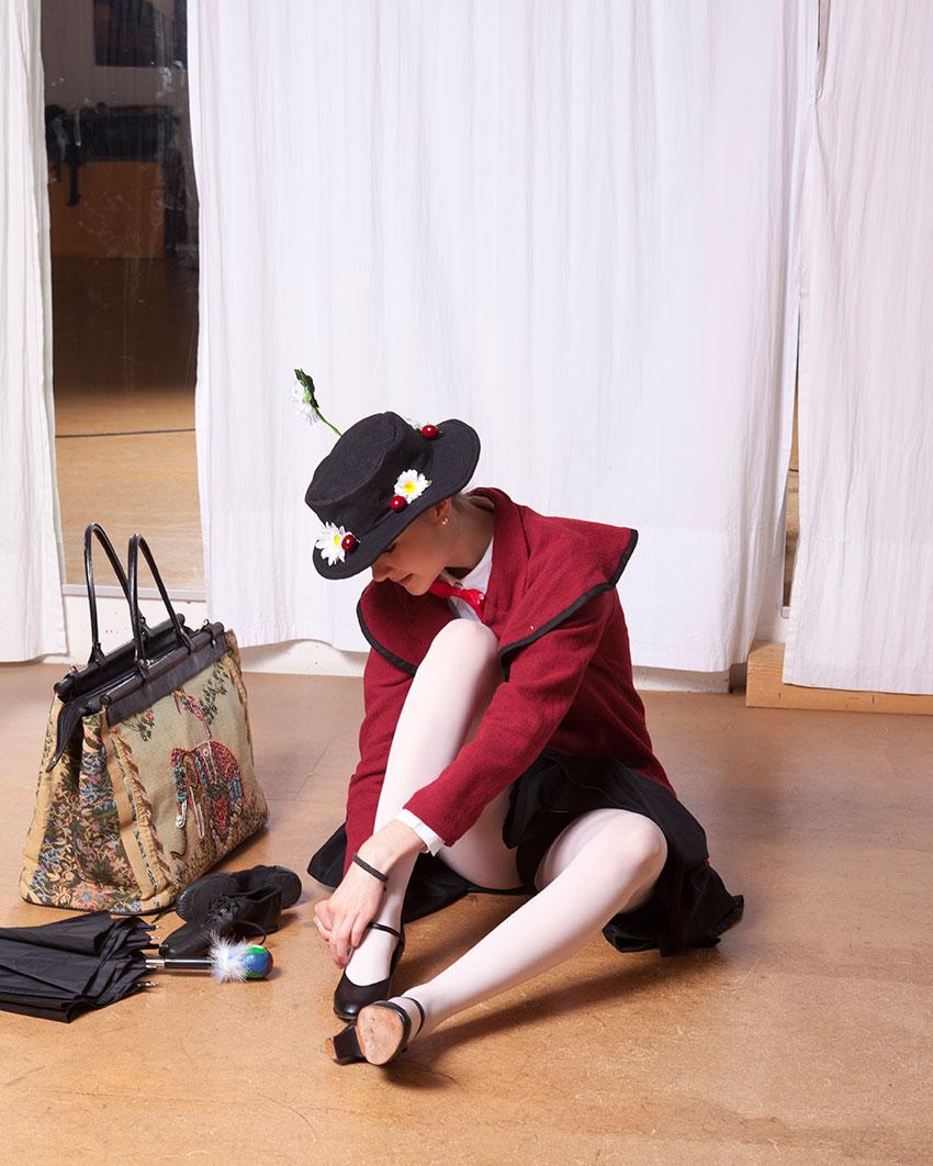 Shoot, Mary Poppins