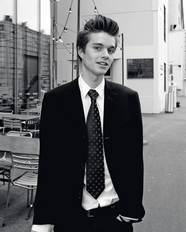 Porträt Stefan