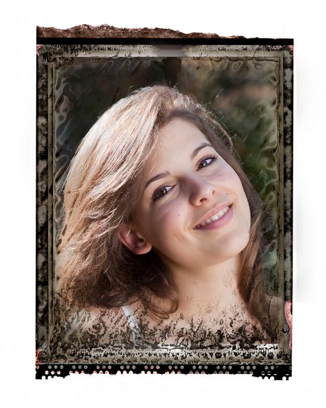 Porträt Vanessa