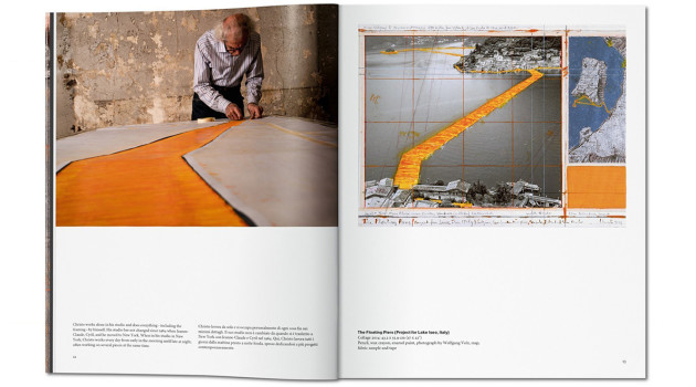 Floating Piers Book