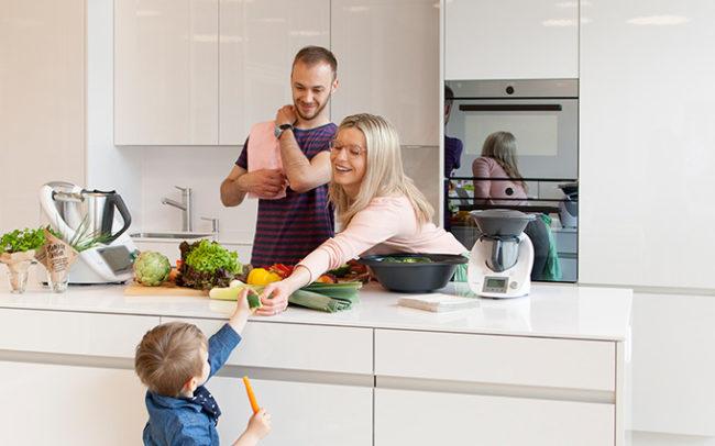 Family kochen